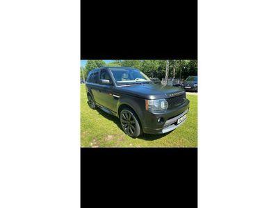 brugt Land Rover Range Rover Sport 3,6