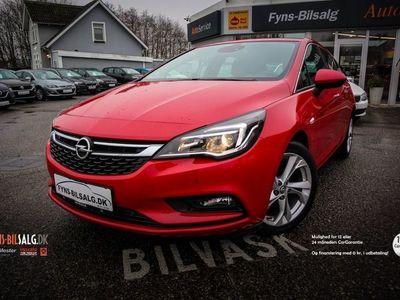 brugt Opel Astra 6 T 200 Innovation