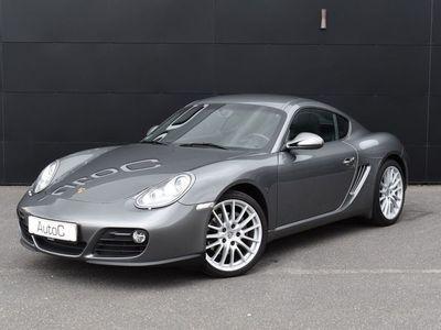 brugt Porsche Cayman 2,9 PDK