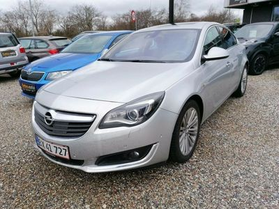 brugt Opel Insignia 1,6 CDTi 136 Cosmo