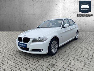 brugt BMW 316 d 2,0 D 115HK 6g - Personbil - Hvid