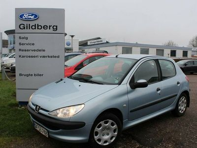 second-hand Peugeot 206 1,4 HDi