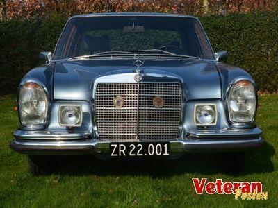 brugt Mercedes S280 W108