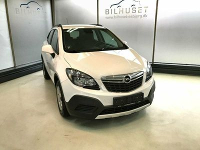 brugt Opel Mokka 1,6 Essentia eco