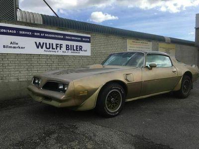 brugt Pontiac Trans Am 6,6 V8