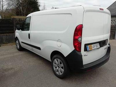 brugt Fiat Doblò Cargo 1.3 MJT 90 KASSEVOGN 1,3