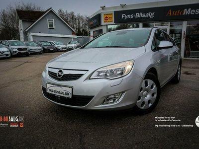 used Opel Astra 4 T 140 Enjoy ST