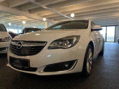 brugt Opel Insignia Sports Tourer 2,0 CDTI Cosmo 170HK Stc 6g Aut.