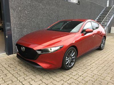 brugt Mazda 3 2,0 Skyactiv-G Mild hybrid Cosmo 150HK 5d 6g Aut. A