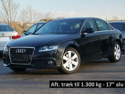 brugt Audi A4 1,8 TFSi 120
