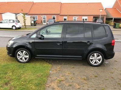 brugt VW Touran 1,6 TDI
