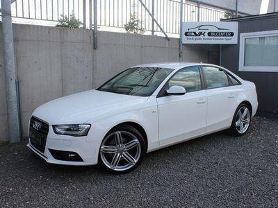 brugt Audi A4 2,0 TDi 177 Multitr.