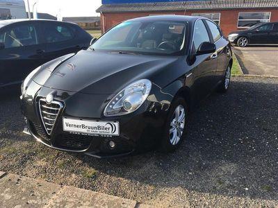 used Alfa Romeo Giulietta 1,4 TBI 16V Distinctive 120HK 5d 6g