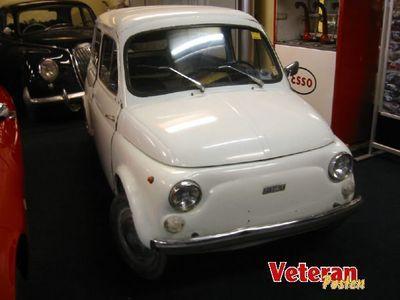 brugt Fiat 500 Giardinera Van