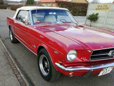 brugt Ford V8 Cabrioletaut.