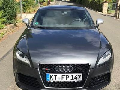 brugt Audi TT RS 2,5 Coupe