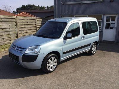 brugt Citroën Berlingo 1,6 HDi Multispace