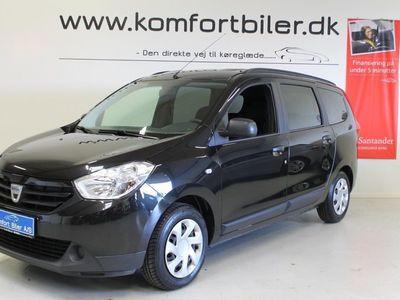 brugt Dacia Lodgy 1,6 16V Ambiance
