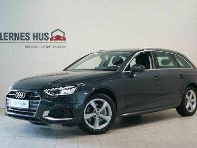 brugt Audi A4 TDi Prestige+ Avant S-tr.