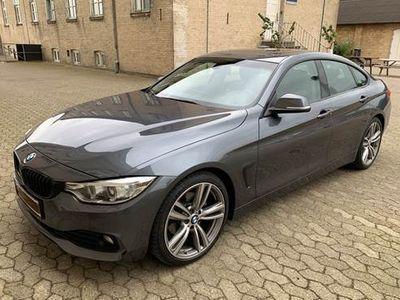 brugt BMW 420 Gran Coupé d 2,0