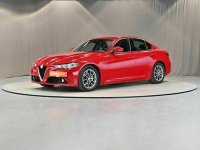 brugt Alfa Romeo Giulia 2,0 T 200 Super aut.