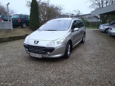gebraucht Peugeot 307 1,6 HDi Stc. 90HK Stc