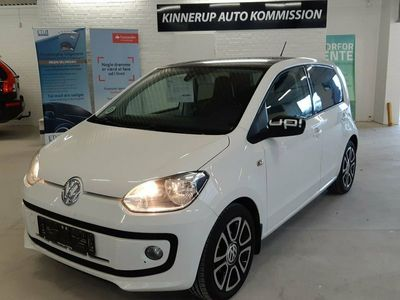 brugt VW up! Up! 1,0 75 ClubBMT