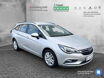 brugt Opel Astra Sports Tourer 1,6 CDTI Edition Start/Stop 110HK Stc 6g
