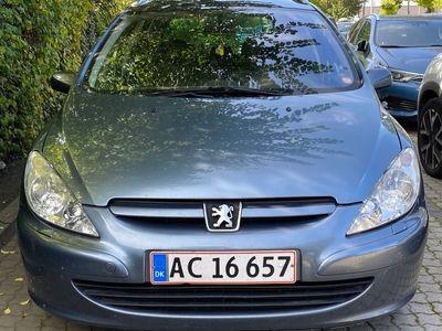 brugt Peugeot 307 2,0 I