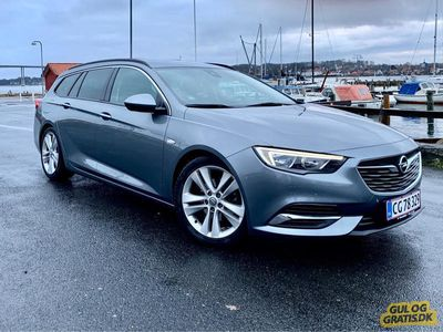 brugt Opel Insignia