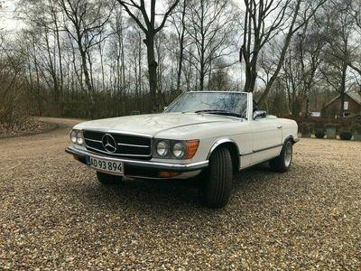 brugt Mercedes SL450 SL Klasse (R107)V8 Aut