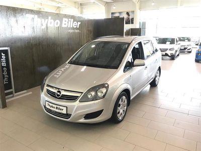 brugt Opel Zafira 1,8 Classic 140HK