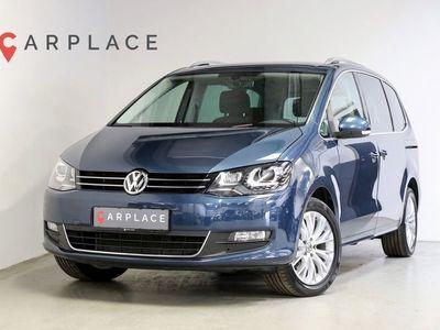 brugt VW Sharan 2,0 TDi 150 Premium DSG Van