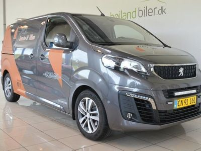 brugt Peugeot Expert 2,0 BlueHDi 180 L2 Ultimate EAT6