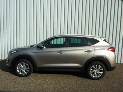 usado Hyundai Tucson 1,6 T-GDI Trend DCT 177HK 5d 7g Aut.