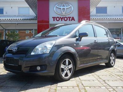 used Toyota Corolla Verso 5 pers. 2,2 D-4D Linea Terra 136HK 6g