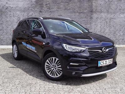 brugt Opel Grandland X 1,2 T Elegance Start/Stop 130HK 5d 8g Aut.