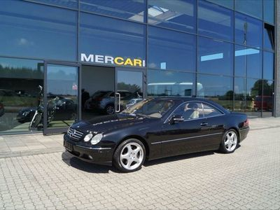 brugt Mercedes CL500 CL500aut.