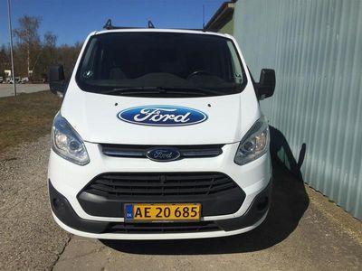 brugt Ford Custom Transit270 L1H1 2,2 TDCi Econetic 100HK Van 6g