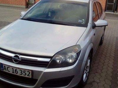 käytetty Opel Astra 1.3 90 HK Limited
