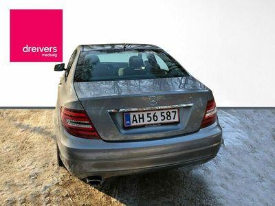 brugt Mercedes C220 CDI BlueEFFICIENCY | Sedan | 7G-TRONIC PLUS | Classic