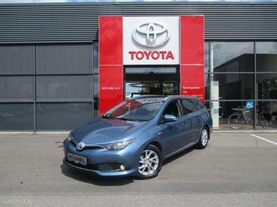 gebraucht Toyota Auris Touring Sports 1,8 B/EL H2 Comfort 136HK Stc Aut.