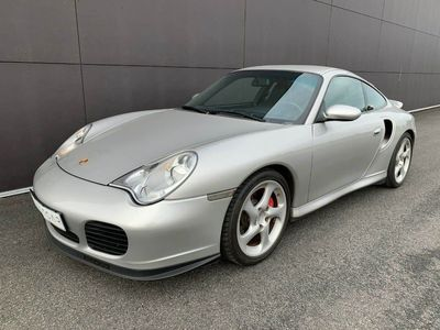brugt Porsche 996 3,6 Turbo