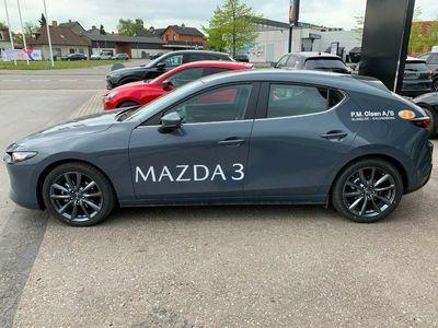 brugt Mazda 3 2,0 Sky-G 122 Sky Tech aut.