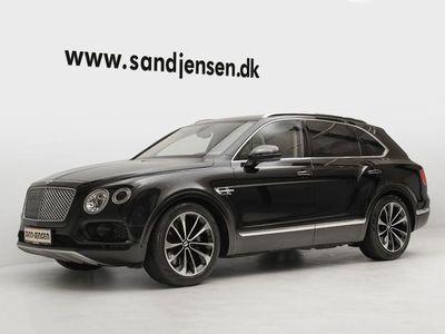 brugt Bentley Bentayga 6,0 W12 aut. Van