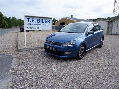 brugt VW Polo 1,0 TSI BM BlueMotion 95HK 5d