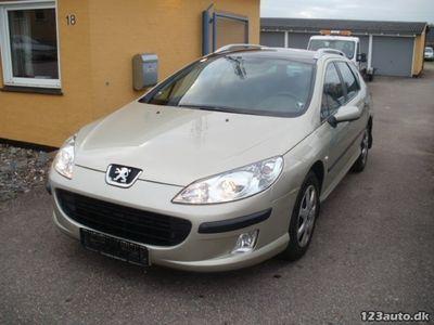 gebraucht Peugeot 407 2,0 XR SW