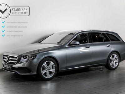 begagnad Mercedes E350 3,0 Avantgarde stc. aut.