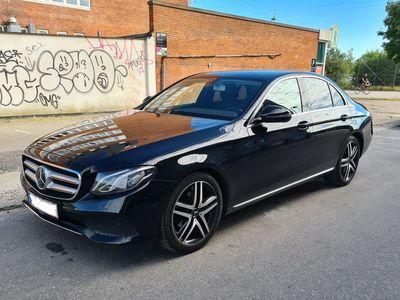 brugt Mercedes E220 d Sedan 9G-TRONIC