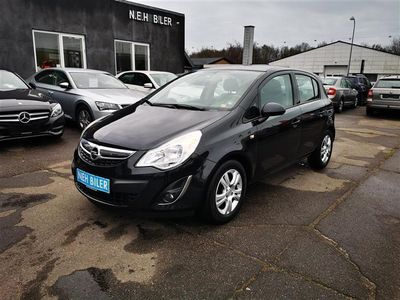 brugt Opel Corsa 1,4 Twinport Cosmo Edition 100HK 3d